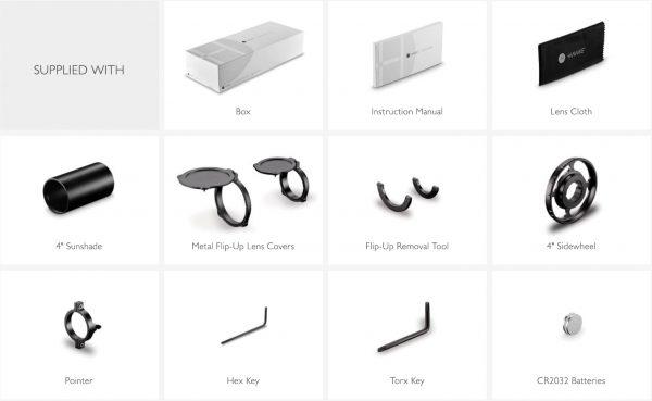 Hawke Scope Accessories