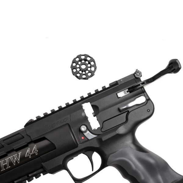 HW44 air rifle pistol