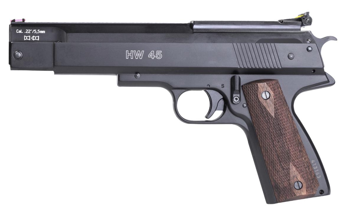 HW 45 Weihrauch Air Pistol