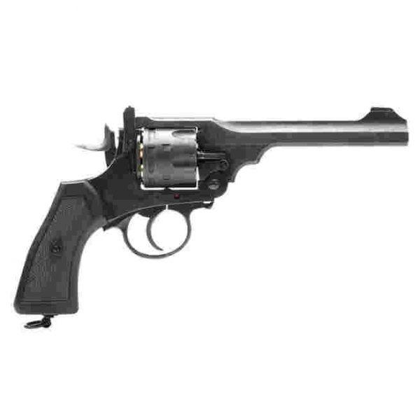 Webley Service Revolver