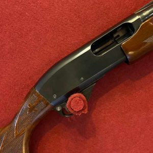 remington pump shotgun