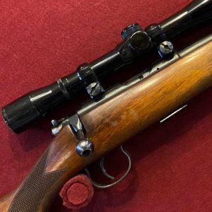 CZ Brno 22 lr rifle used