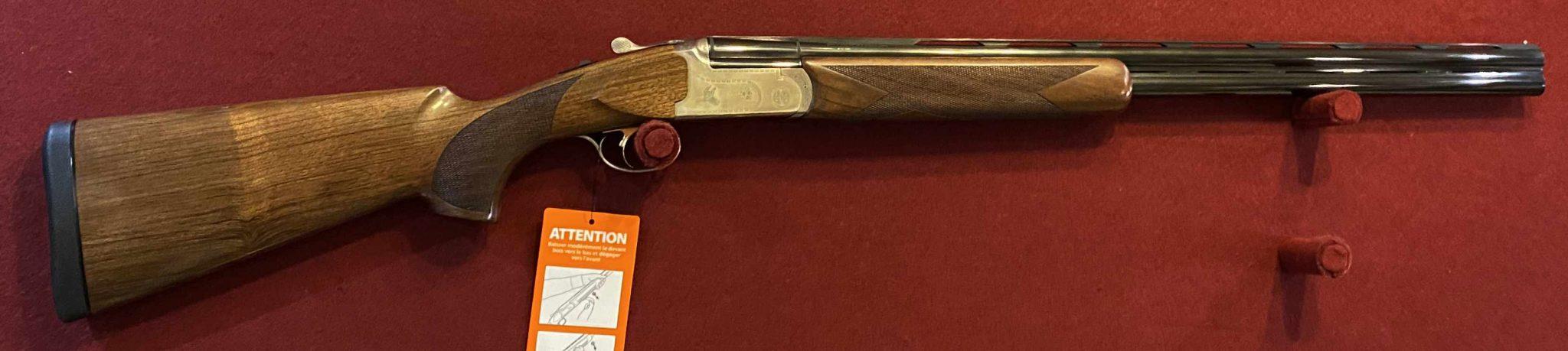 bettinsoli new shotguns
