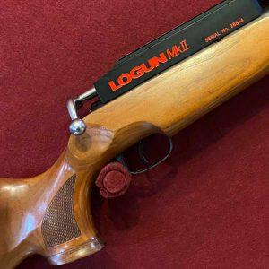 login mark 2 fac air rifle used