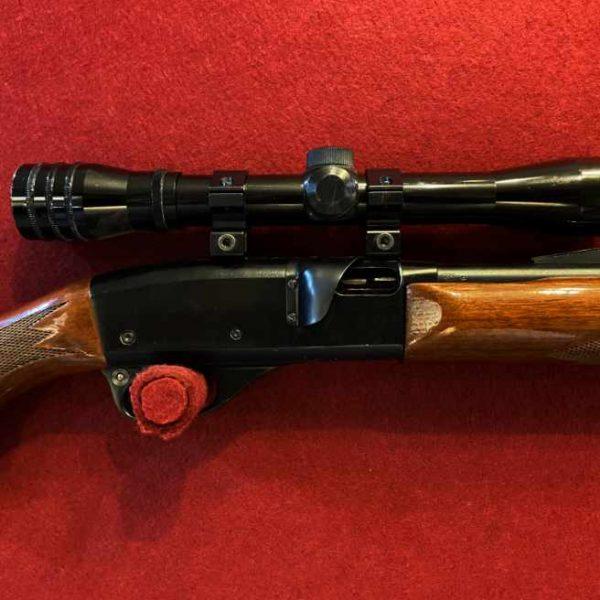 rifles used
