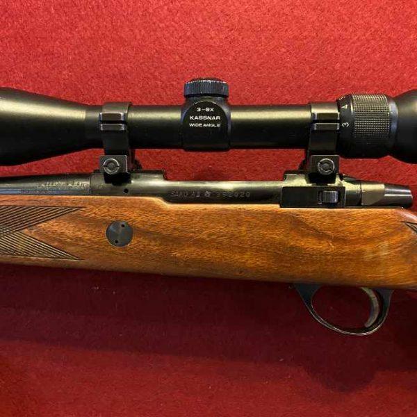 sako a2 308 rifle