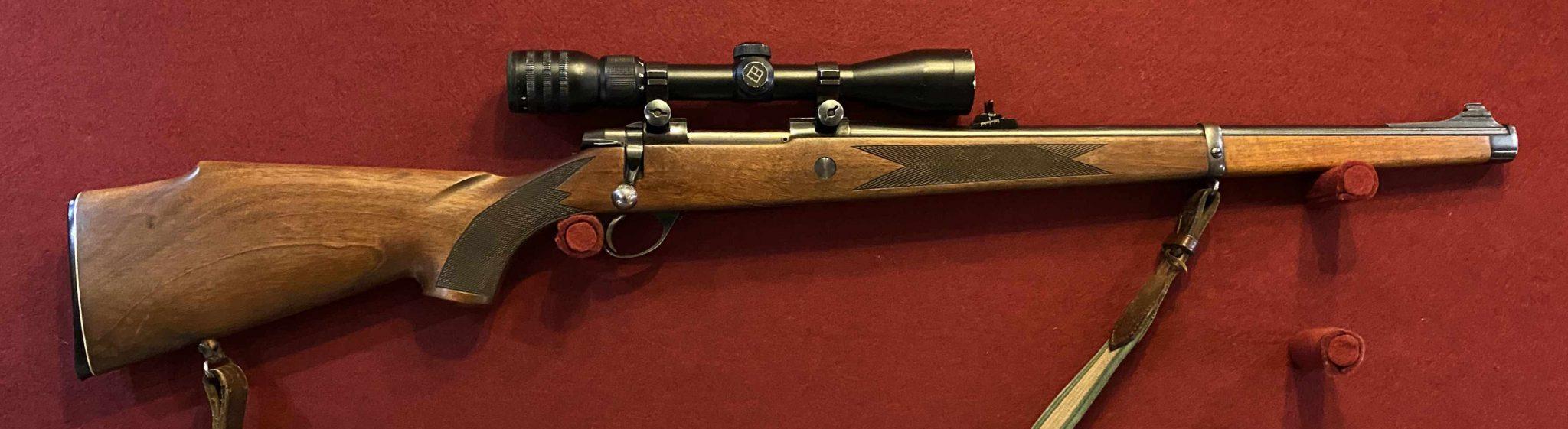 sako a2 308 rifle used