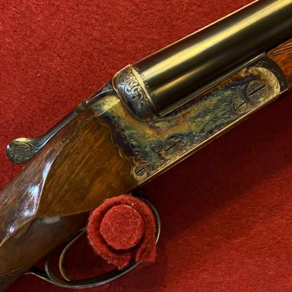 side by side shotgun