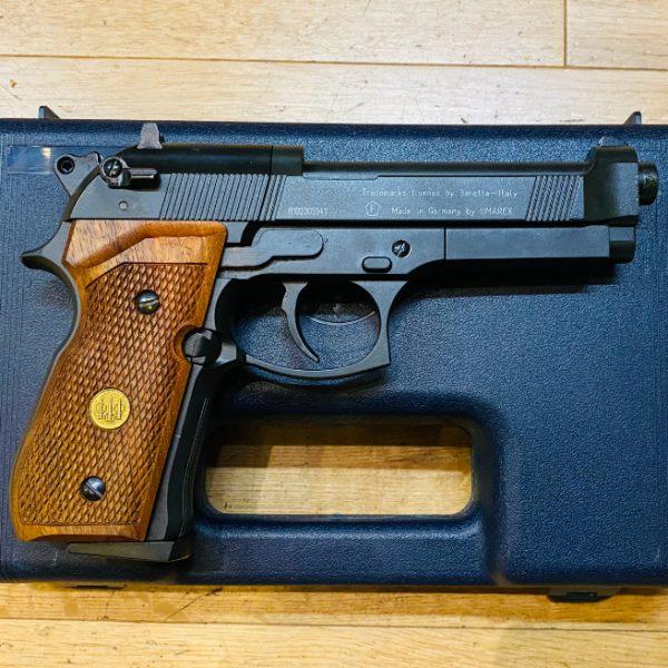 Beretta M 92 FS Walnut