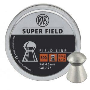 RWS 177 Super Field Pellets