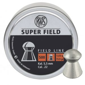 RWS Super Field 22 Pellets