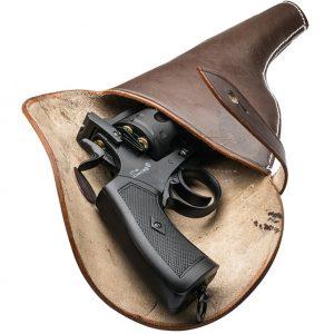 Webley MKVI Leather Case
