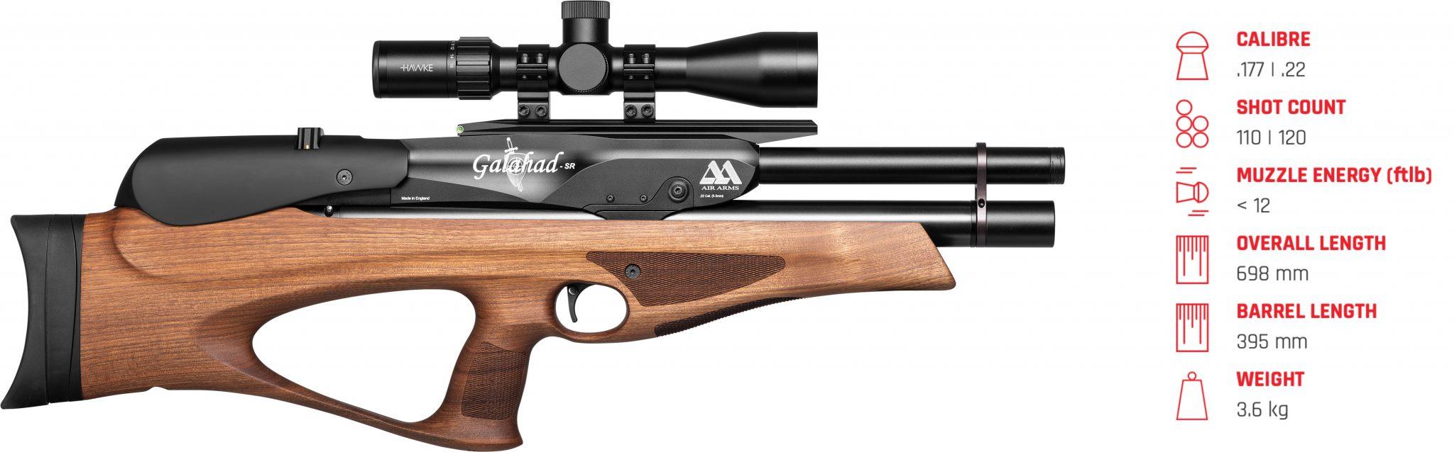 Air Arms Galahad R