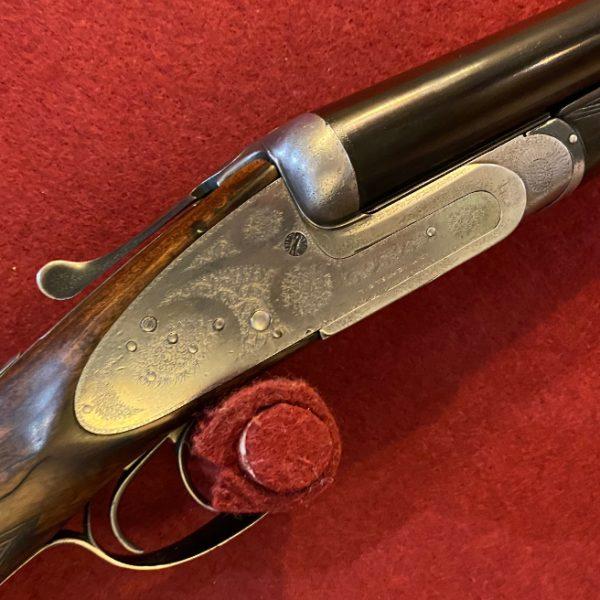 Stensby Sidelock Shotgun