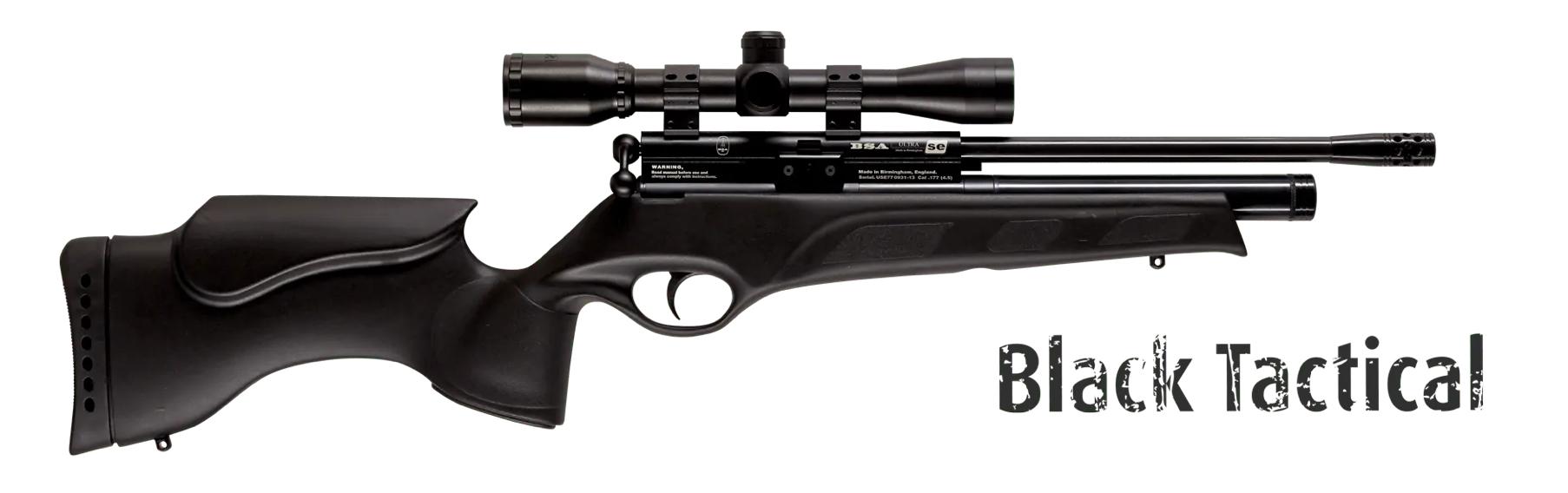BSA Ultra SE Tactical